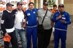 team Wlamoto Giffoni