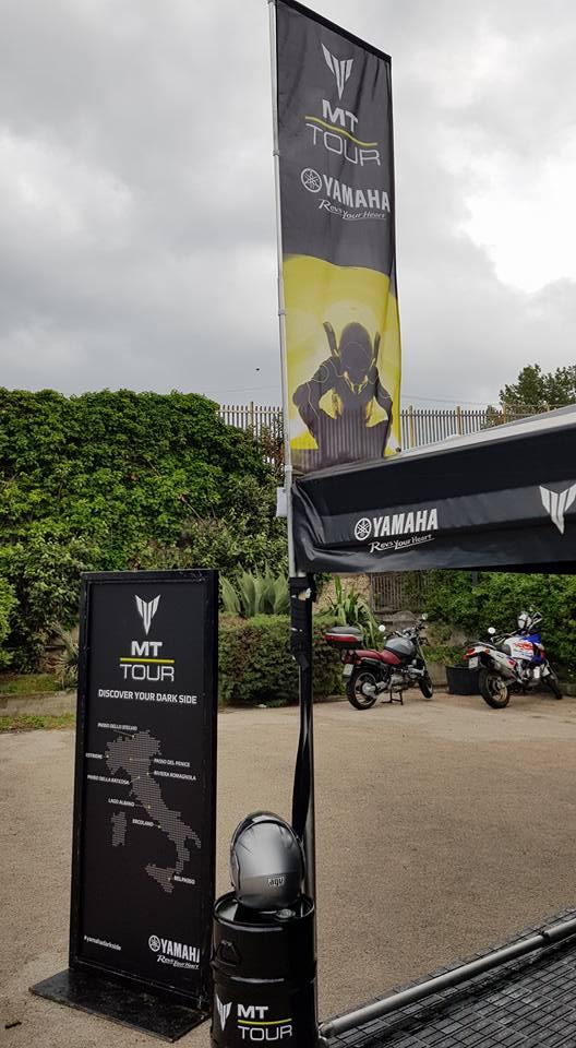 MT TOUR RIMA YAMAHA NAPOLI